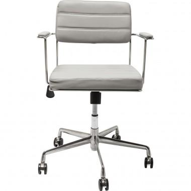 Cadeira de escritório Dottore Cinzenta
