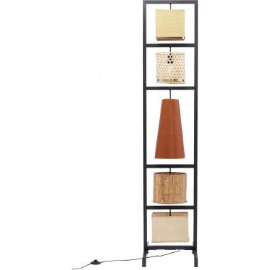 Lampadaire Parecchi Nature 176cm Kare Design