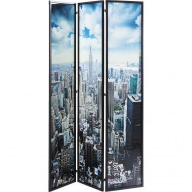 Biombo vidro NY Skyline