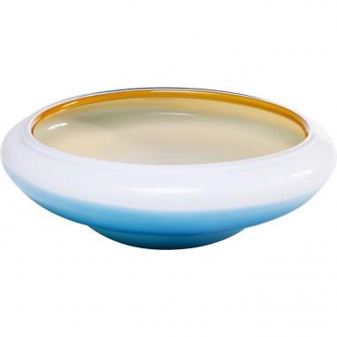 Coupe Sunday bleue et marron Kare Design