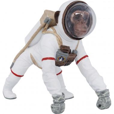 Peça Decorativa Space Monkey 32cm