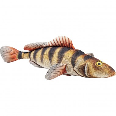 Almofada Shape Fish Stripes 38x77cm