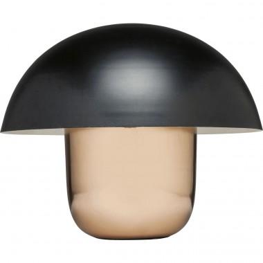 Candeeiro de Mesa Mushroom Copper-Preto-60199 (4)