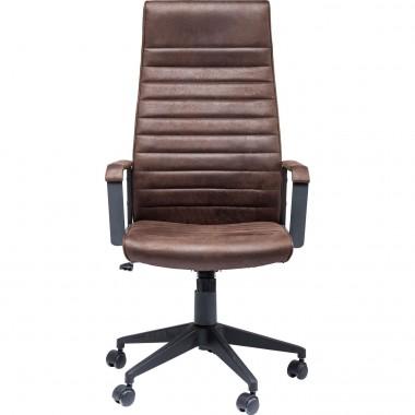 Cadeira de Escritório Labora High Castanha-80724 (4)
