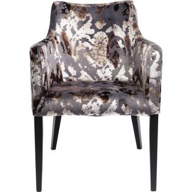 Cadeira de braços Mode Sublime Castanho-84439 (12)