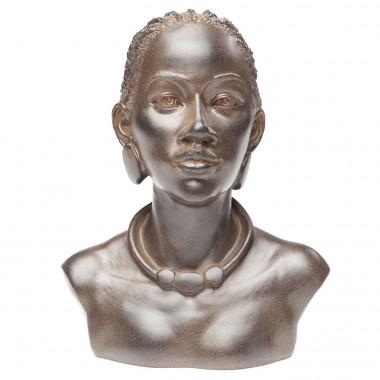 Peça Decorativa African Lady Necklace