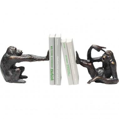 Serra-livros Monkey (conj.2)