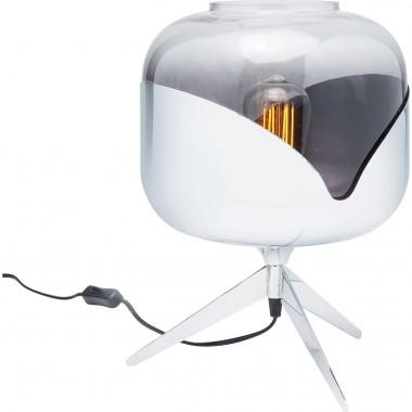 Candeeiro de Mesa Cromado Goblet Ball-51078 (8)