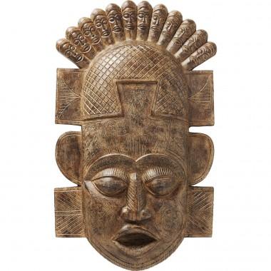 Decoração de Parede African Mask 90cm