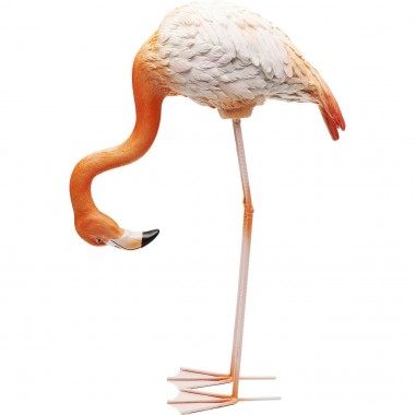 Peça Decorativa Flamingo Road 58cm