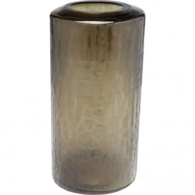 Vase Jute vert 40cm Kare Design
