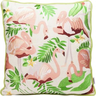 Almofada Exotic Flamingo 45x45cm