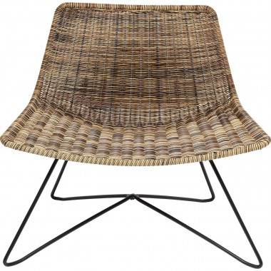 Fauteuil Zanzibar Lounge Kare Design