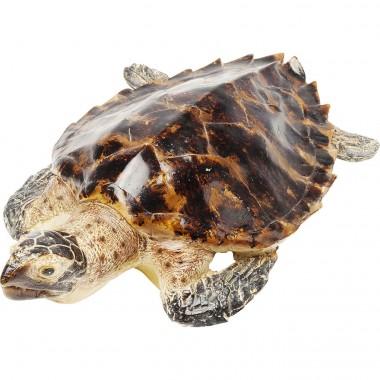 Peça Decorativa Water Turtle Small