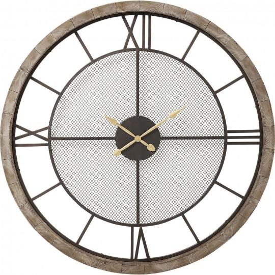 Relógio de Parede Village Ø121cm-60435 (8)