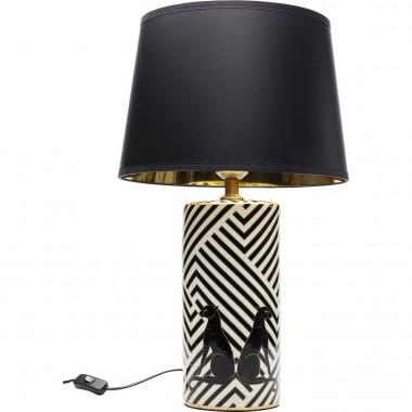 Lampe de table Panthère noire Kare Design