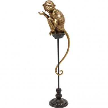 Peça Decorativa Circus Monkey 109cm