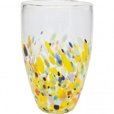 Vaso Abstract Dots 29cm