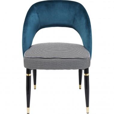 Cadeira Samantha Azul esVerdeada
