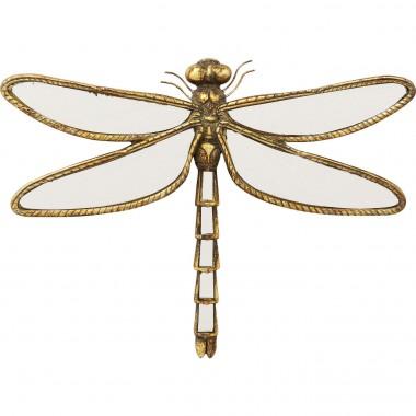 Decoração de Parede Dragonfly 37cm