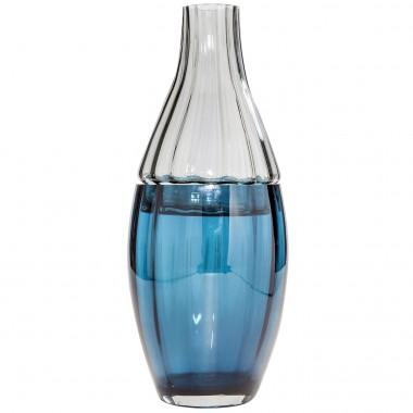 Vase Duo bicolore 42cm Kare Design