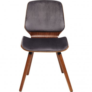 Cadeira Gigi Cinzenta