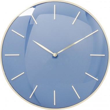 Relógio de Parede Malibu Azul Ø40cm