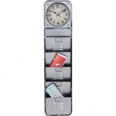 Relógio de Parede Thinktank Kontor 124cm