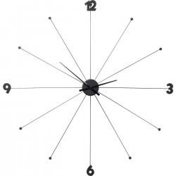 Relógio de Parede Like Umbrella Preto