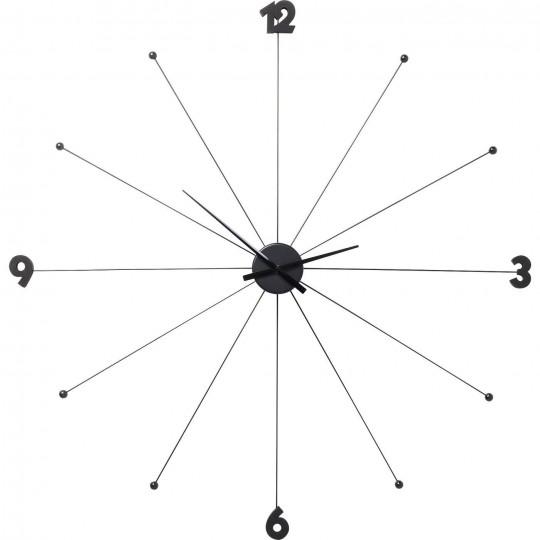 Relógio de Parede Like Umbrella Preto-61805 (8)