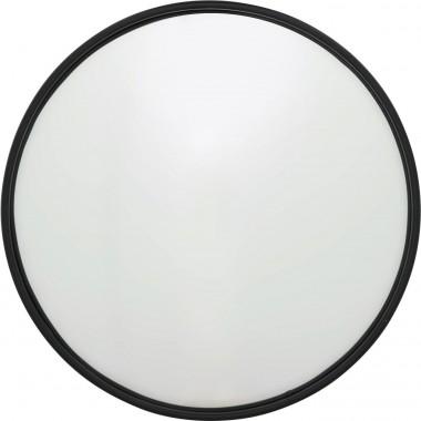 Espelho Celebration Preto Mate Ø100cm