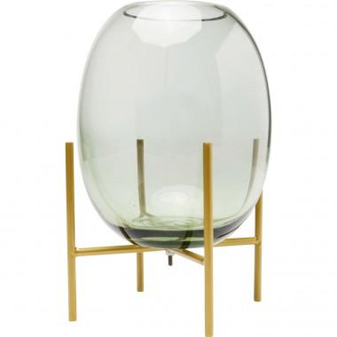 Vase Stilt vert 23cm Kare Design