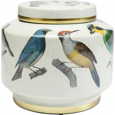 Boîte Oiseaux 20cm Kare Design