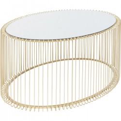 Mesa de Centro Wire Uno Dourada 60x90cm-84518 (10)