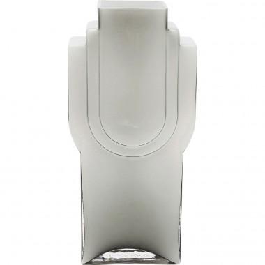 Vase Las Vegas gris Kare Design