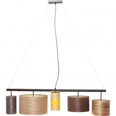 Suspension Parecchi Wood 100cm Kare Design