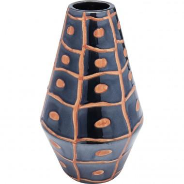 Vase Mocca pois 35cm Kare Design