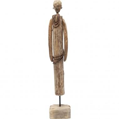 Déco homme africain 69cm Kare Design