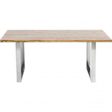 Mesa Jackie Oak Chrome 160x80