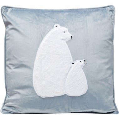 Almofada Polar Bear Family 45x45cm