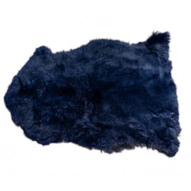 Lambskin Heidi Azul 85x60cm