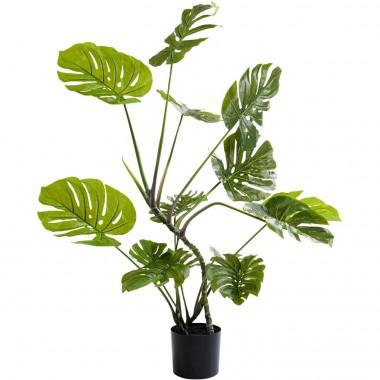 Plante décorative Monstera 110cm Kare Design