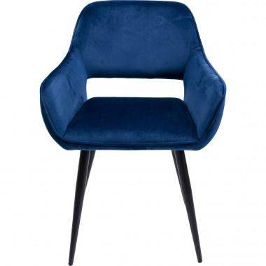 Cadeira de braços San Francisco Azul