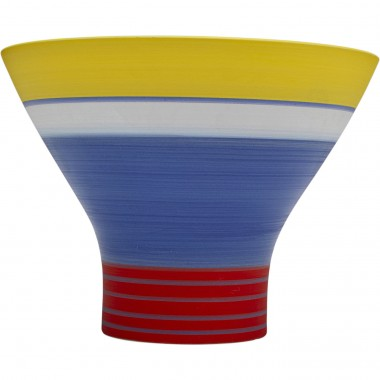 Vaso Happy Day Azul 18cm
