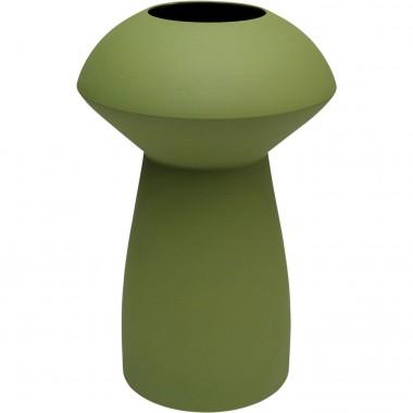 Vase Cheer vert 34cm Kare Design