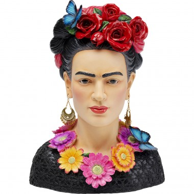 Peça Decorativa Frida Flowers-51540 (10)