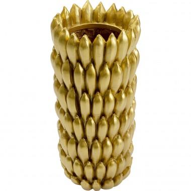 Vase Bananes doré 79cm XL Kare Design