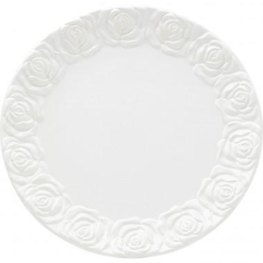 Charger Prato Rosa Ø35cm