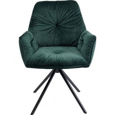 Cadeira de braços Mila Verde