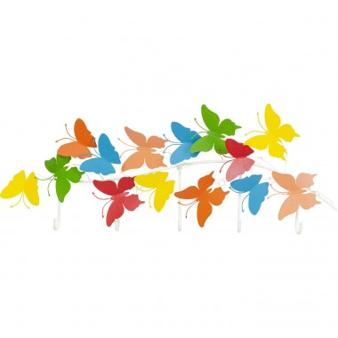 Cabide Colorful Butterflies
